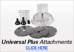 Universal Plus Attachments