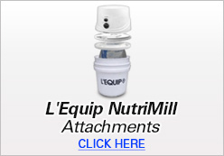 Nutrimill Attachments